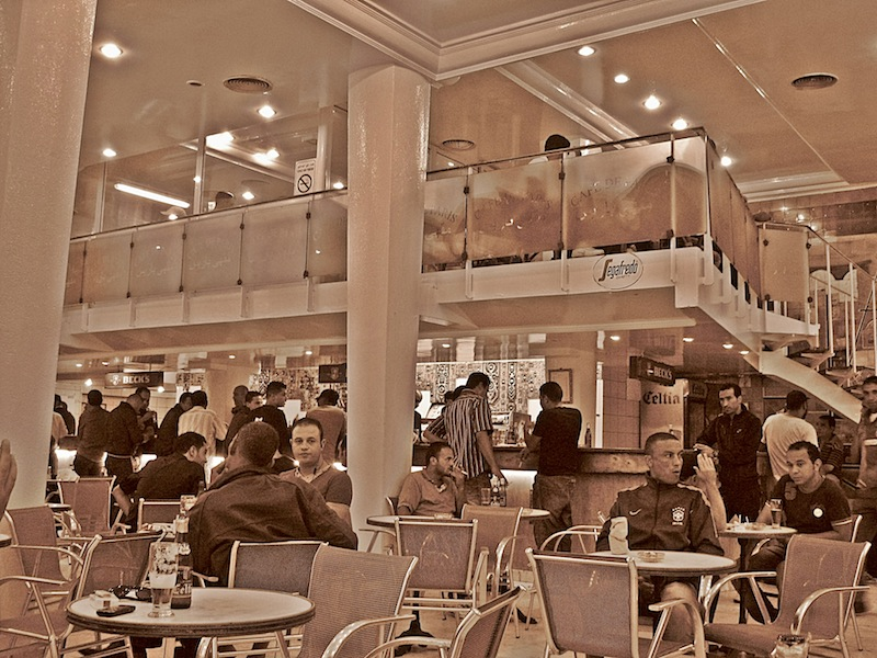 Tunis Cafe Paris