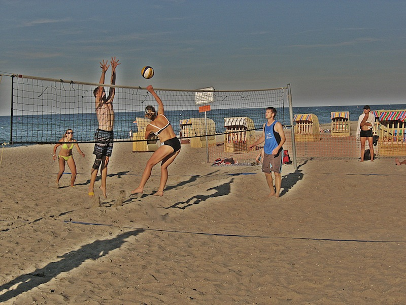 Beachvolleyball Niendorf